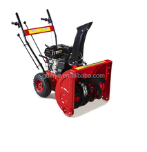 High performance 13HP snow thrower with tyre