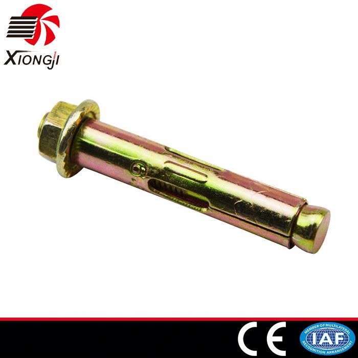 OEM Factory Supplier Hex Bolt Double Sleeve Anchor