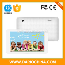 kids tablet 7inch android dual core children learning tablet pc for sale