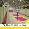wood grain Pattern PVC Basketball Floor