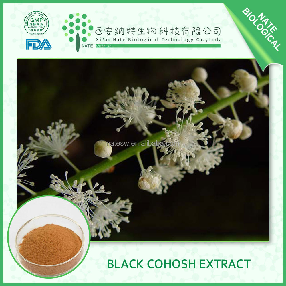 Anti-microbico PRODUCT OF Black Cohosh Root Extract Extract with 8%