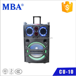 new product 2015product super bass wood speaker with rechargeable battery and bluetooth