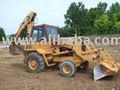 BACKHOE LOADER TRACTOR