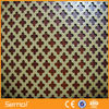 High Quality Decorative Material Punching Plate/Stainless Steel Punching Metal Sheet