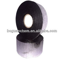 BOGUAN 1.5mm thick do it yourself self adhesive waterprooing bitumen membrane
