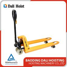Second Hand Manual Hand Pallet Truck With Weigh Scale