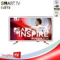 Best selling Smart 55 inch LED TV/4k LED TV Price/ NEW style LED TV(GS-E5)