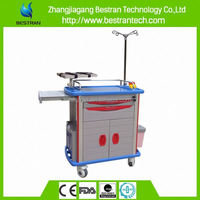 BT-EY002 Emergency clinic hospital cabinet surgery trolley
