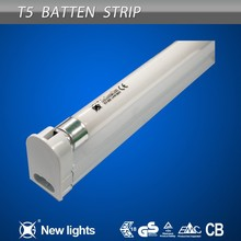 T5 Linkable Fluorescent Lighting 24W T5 Fixture with Bracket