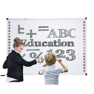 Smart Education Digital Vision Touch Intelligent Interactive 2 Point White Board