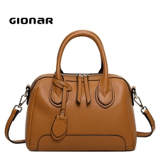 Brand Factory Online Shopping Systyle Effects Leather Ladies Handbag