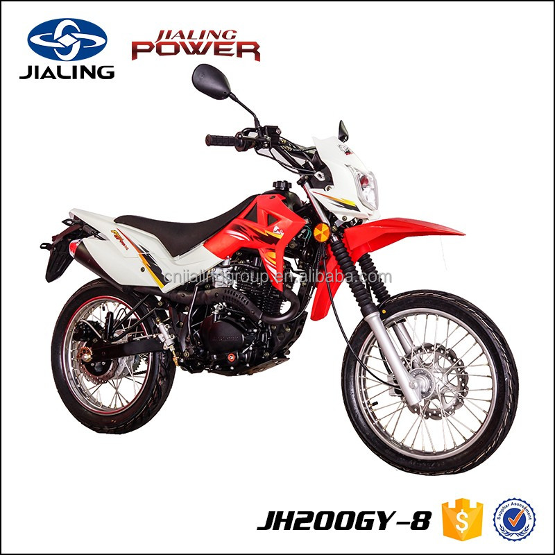 JH150GY-8 Chongqing Made Cheap Gas 150CC JIALING Dirt Bike