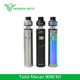 New technologies 2.0ml e pen Teslacigs Electronic Cigarette Starter Kit 90W Tesla Macan