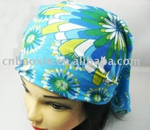 Fabric head wrap
