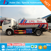 2.3 Tons Liquefied Natural Gas Tanker Trucks for sale