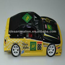 OEM 1:43 resin car model collection