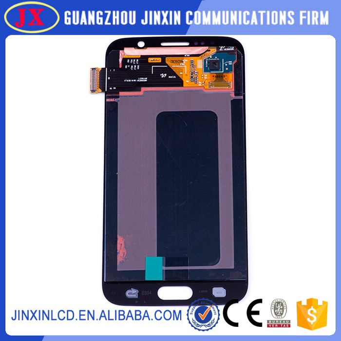oem new screen replacement For Samsung Galaxy S6 edge full test lcd