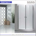 Frameless 2 Sided Shower Enclosure Cubicle (Vegas-G)