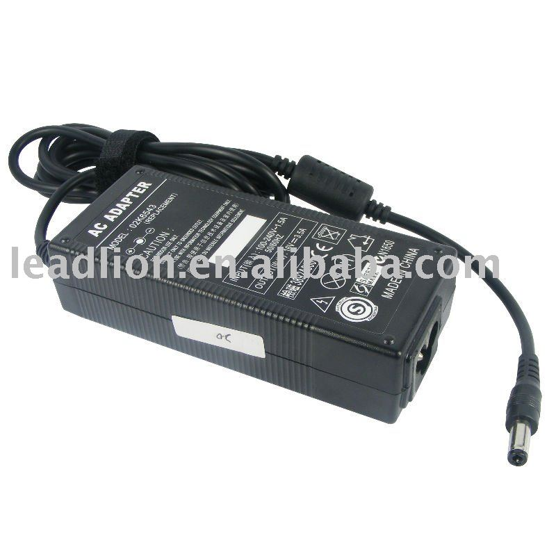 Laptop ac adapter charger for IBM Notebook