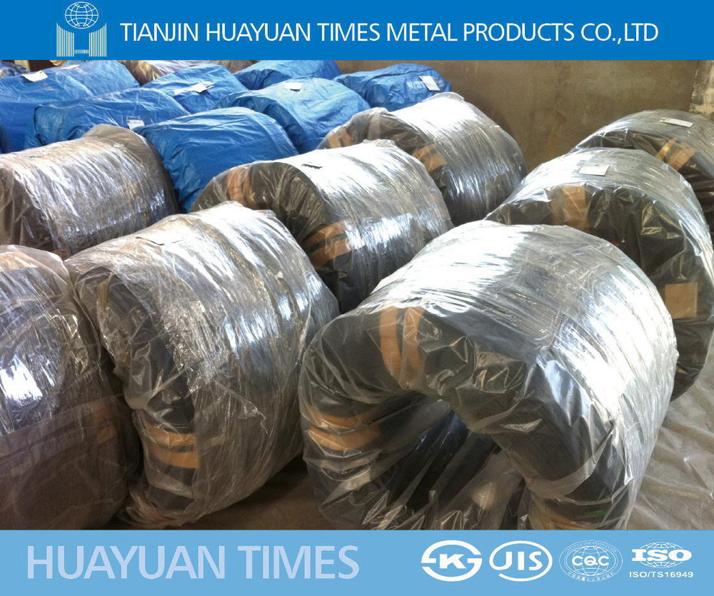 7mm hot dipped galvanized steel and iron wire for cable/fence/mesh/construction(20 years factory in Tianjin)