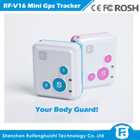 Hidden gps personal tracker for kids/child gps tracker bracelet
