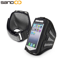 Sedex audit outdoor sports running hook&loop arm band, wrist mobile phone armband for iphone 6