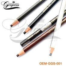 Factory Price Waterproof Micro Blading Eyebrow Pencil For Permanent Makeup