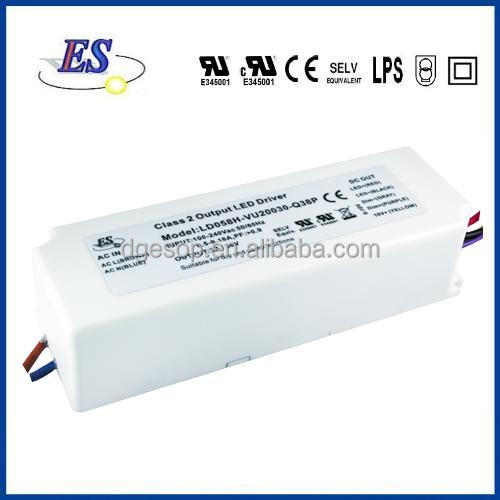 58W AC-DC Constant Voltage LED Driver with 1-10V Dimming