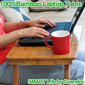 100% Bamboo Smart Laptop PC Netbook Ebook Notebook Transfor table