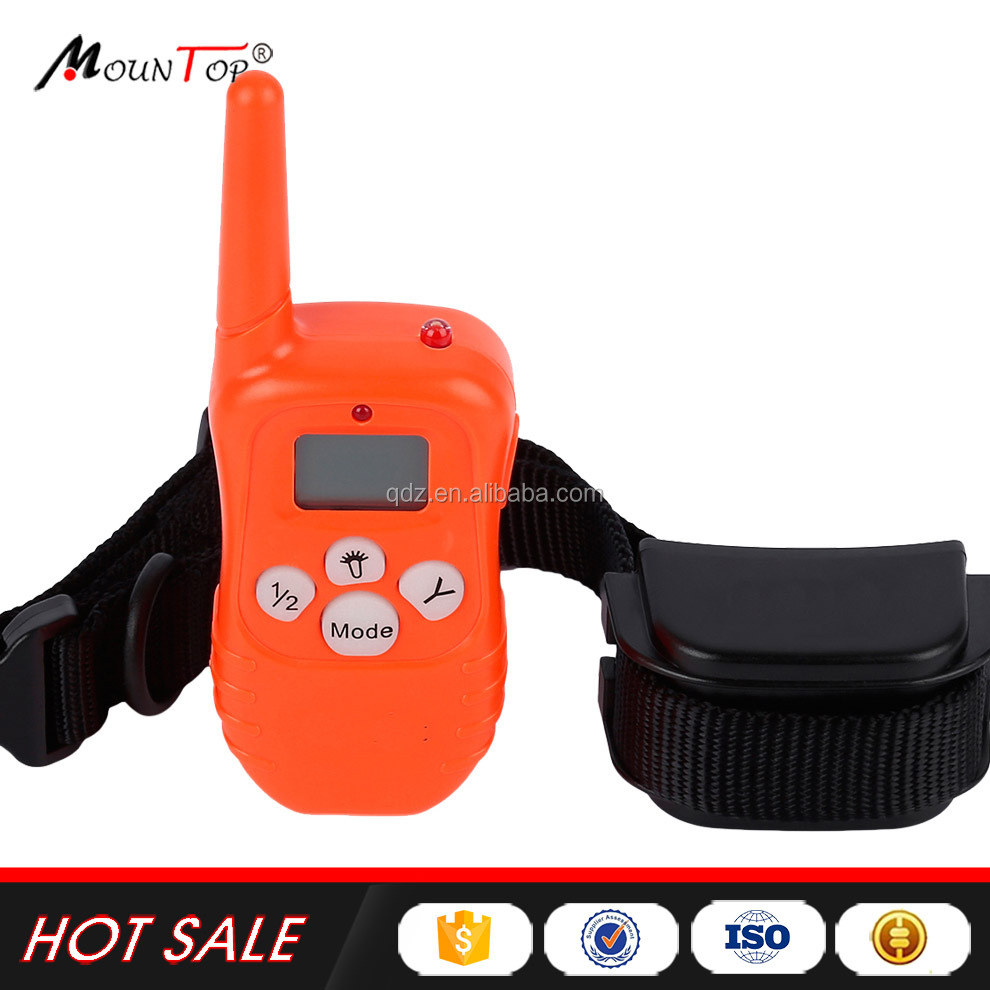 Pet Tamer China Remote Dog Training Collars Electric Shock Trainer Collar 998DR