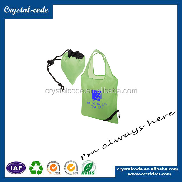 Durable Trendy Laminated Polyester Spunbond Nonwoven Fabric Tote Bag