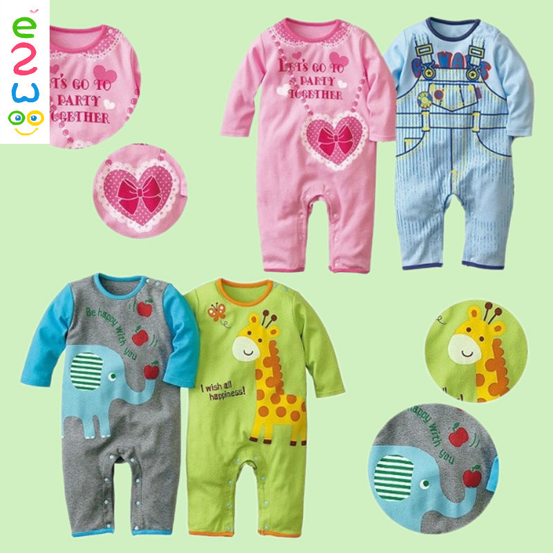 Wholesale 2014 baby romper baby clothes baby wear