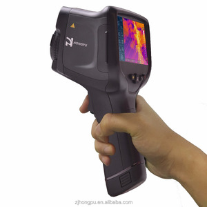 Infrared Instruments S300 High-Resolution Infrared Thermal Imaging Camera, 384x288 Pixels