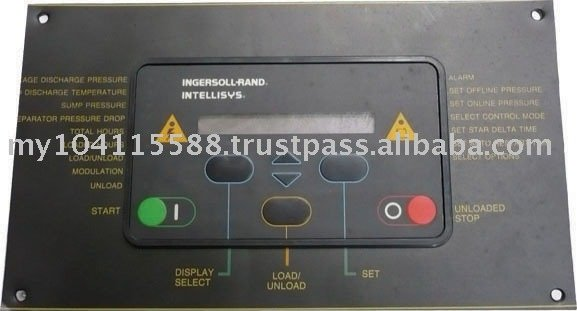 For sale-IR Rotary Air Compressor recondition SE Intellisys board