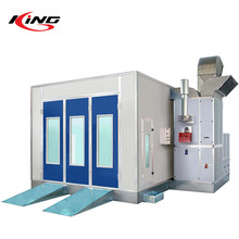 Competitive Price KX-3200B Car spray booth with CE (diesel heating )for Sale