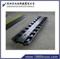steel traffic barriers&Cable ramp & barricades