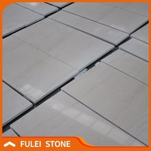 Good Cost of Moca Cream Limestone Marble Tiles in Fulei Stone