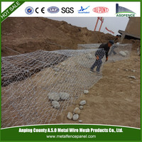 Heavy Anping Hexagonal Wire Mesh In UAE