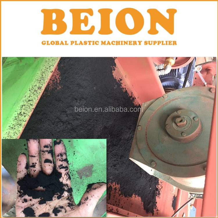 Waste Tire Plastic Recycling Crushing Machines Plant