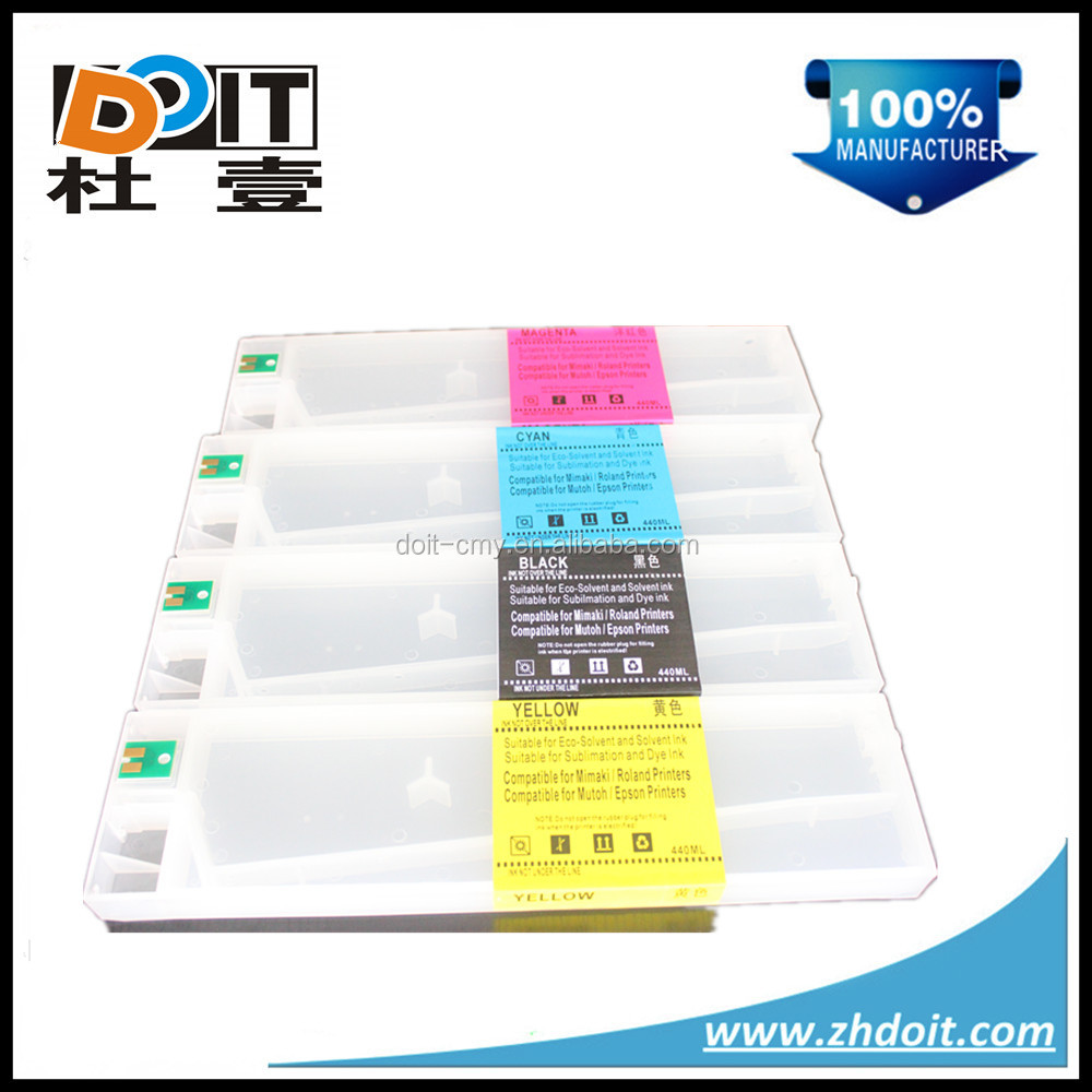 Zhuhai refilled ink cartridge for mimaki JV33