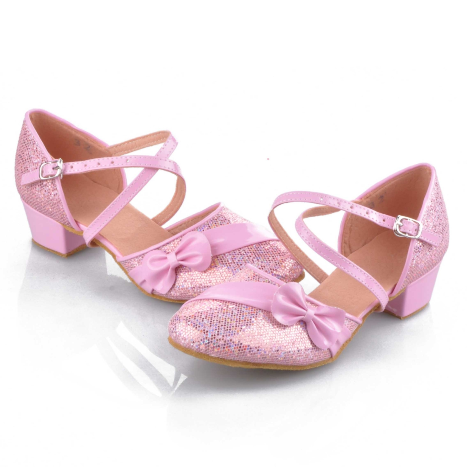 Child Latin dance shoes female child Latin shoes child dance shoes nagle Latin dance shoes Latin shoes dance shoes soft outsole