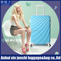Travel Luggage Bags Patterned Shell Spinner PC Tripp Luggage