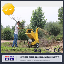 Tree branch petrol chipper garden shredder chipper,branch shredder with good quality