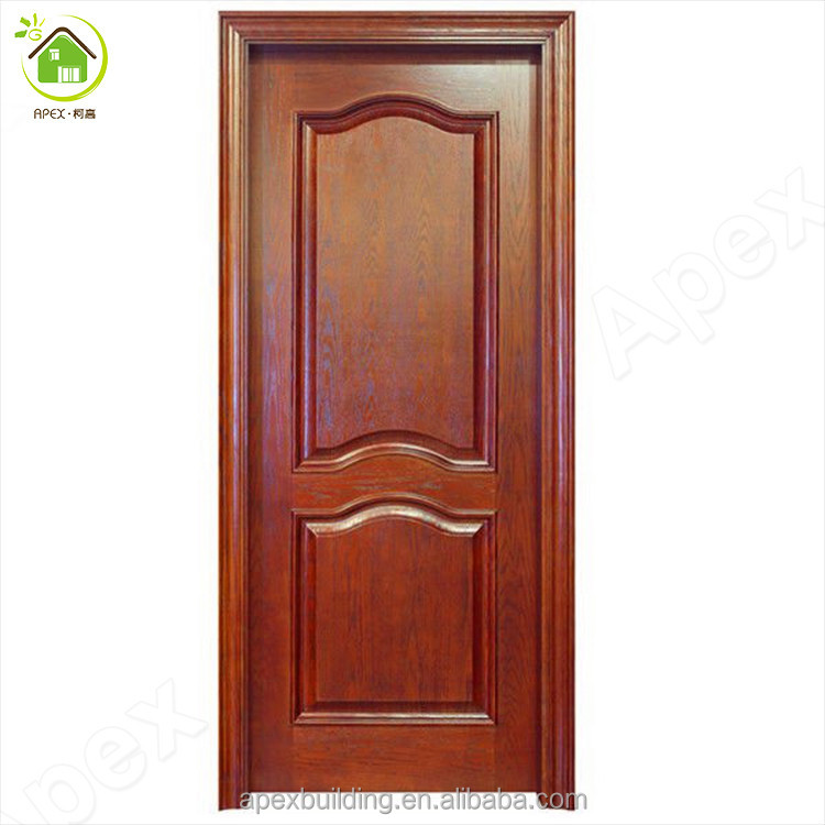 best wood door teak wood China solid wood doors design