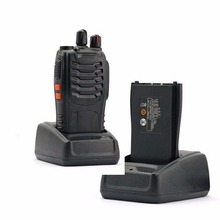 China Baofeng BF-888S UHF 400-470MHz 5W Cheap portable ham Two-way Radio Walkie Talkie transceiver 16CH