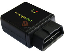 Free Website Online Update GPS Tracker Without SIM Card OBD2 Mini GPS Tracker With Diagnostic Function