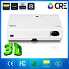 Business Office Daylight Use High Bright 3000lumen 3D Short Throw Projector 1280*800 3LED Laser Beamer
