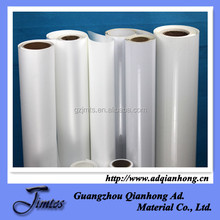 Inkjet printing PP film / Eco-solvent printing PP Synthetic Paper For Digital Printing