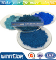 Inorganic pigment vanadium zirconium blue pigment use for Full polish ceramic tile