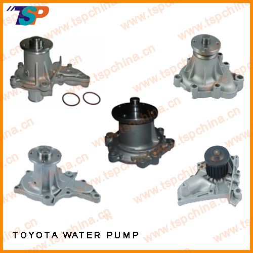 Water pump apply to TOYOTA Auto parts 16100-59075,16100-59076